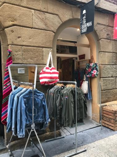 Kleine Shops